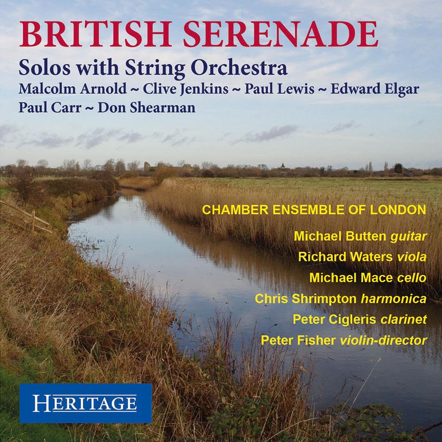 British Serenade Cover