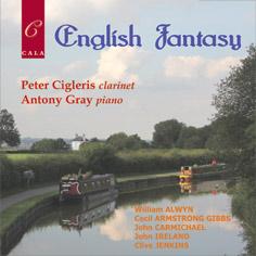 English Fantasy Cover