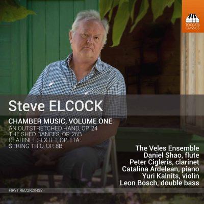 Steve Elcock cover